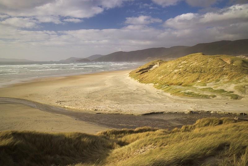 Mason Bay, Stewart Island, New Zealand  #aotearoa