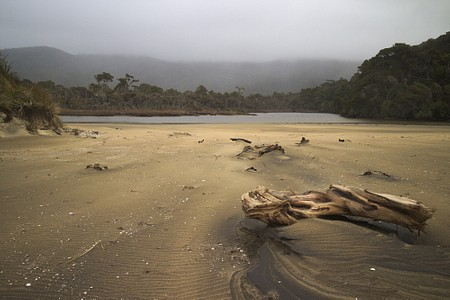 North West Circuit of Stewart Island
