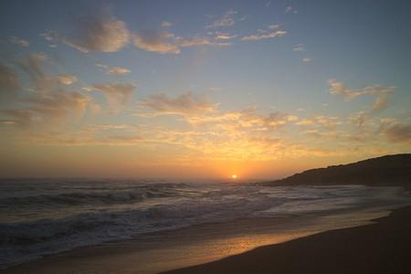 Sunset on the beach at Merri Marine Sanctuary, Warrnambool  #victoria #australia